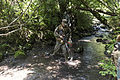 CLC-36 practices land navigation skills at Camp Fuji during Exercise Dragon Fire 2014 140715-M-EP064-227.jpg