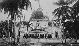 Azizi Mosque - Azizi Mosque in the 1920s