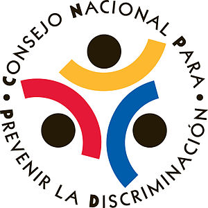 National Council to Prevent Discrimination - Image: CONAPRED logo