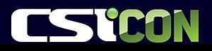 CSICon - Image: CSI Con logo
