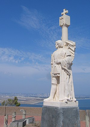 Cabrillo National Monument - Image: Cabrillo Monument