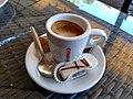 Caffè macchiato in Hotel Moskva, Belgrade 01.jpg