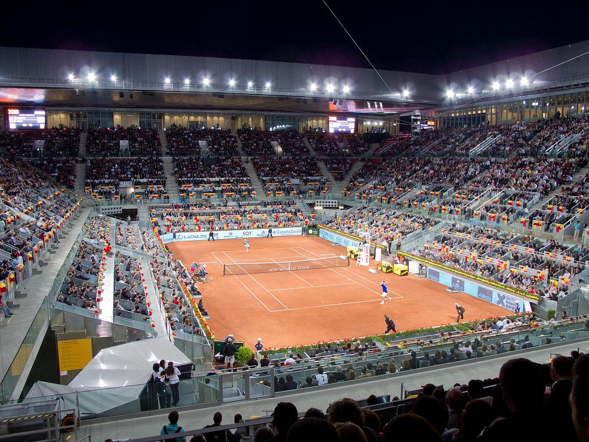 2011 Mutua Madrid Open - Wikipedia
