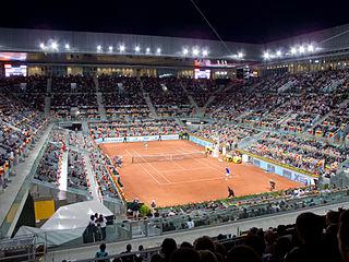 2011 Mutua Madrid Open