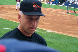 Ripken in the latter part of his career