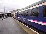 Caledonian Sleeper in Fort william.JPG
