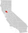 California county map (Yolo County highlighted).svg