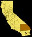 California map showing San Bernardino County.png