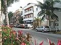 Calle 8 norte, Playa del Carmen - panoramio.jpg
