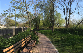Calvert Vaux Park Public park in Brooklyn, New York, US