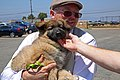 Camp Pendleton Marine's Son Receives Service Dog (Image 1 of 4) 160518-M-MM729-001.jpg