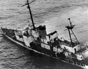 Campbell32 sinking