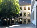 Campus Altstadt Heidelberg, Universitätsplatz, Augustinergasse 9, Institut für ausländisches und internationales Privat- und Wirtschaftsrecht der Ruperto Carola 1515.JPG