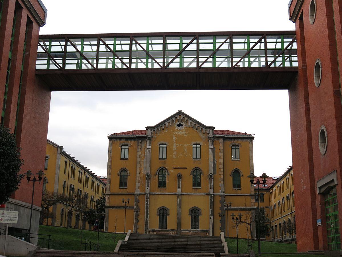 campus de el mil n wikidata