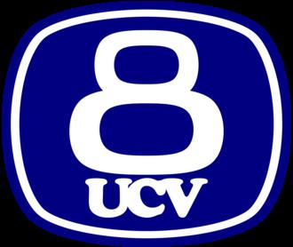 Canal 8 UCV TV - Image: Canal 8 UCV Television