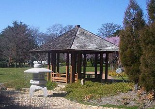 Lennox Gardens urban park in Canberra, Australia