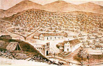 Canudos - Canudos, circa 1895