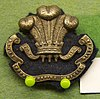 Cap badge, Monmouth Regimental Museum.jpg