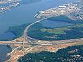 Capital Beltway Anacostia Freeway junction.jpg