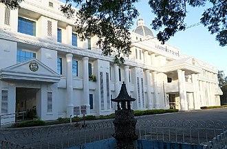 Mati, Davao Oriental - Capitol Hill