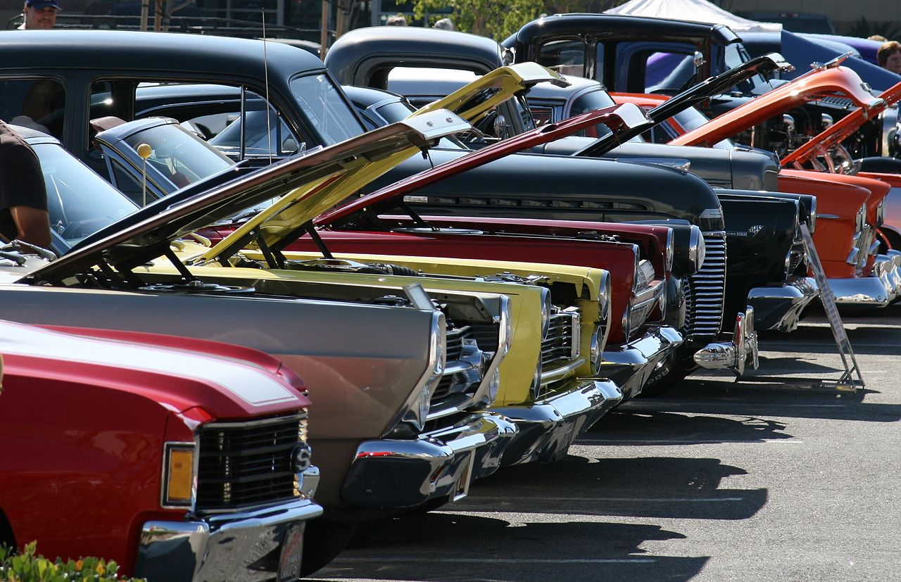 Muscle Car Shows Uk