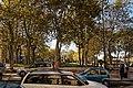 Carcassonne - Avenue du Maréchal Joffre - View West on Le jardin André Chénier.jpg