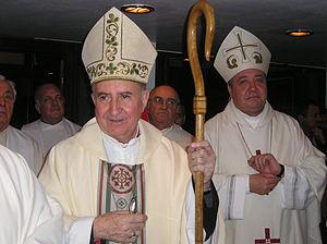 Roman Catholic Archdiocese of Santiago de Chile - Cardinal Francisco Javier Errázuriz Ossa, Archbishop Emeritus of Santiago de Chile