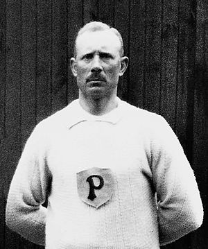 Carl Jonsson - Jonsson at the 1912 Olympics