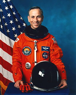 Carl J. Meade American astronaut