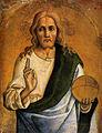 Carlo crivelli, montefiore, cristo benedicente.jpg