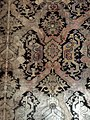 Carpet pattern in Thurber House sitting room, Columbus, OH.jpg