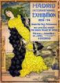 Cartel modernista Eugène Grasset Exposition Internationale de Madrid.jpg