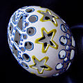 Carved Easter egg, August 2010.jpg