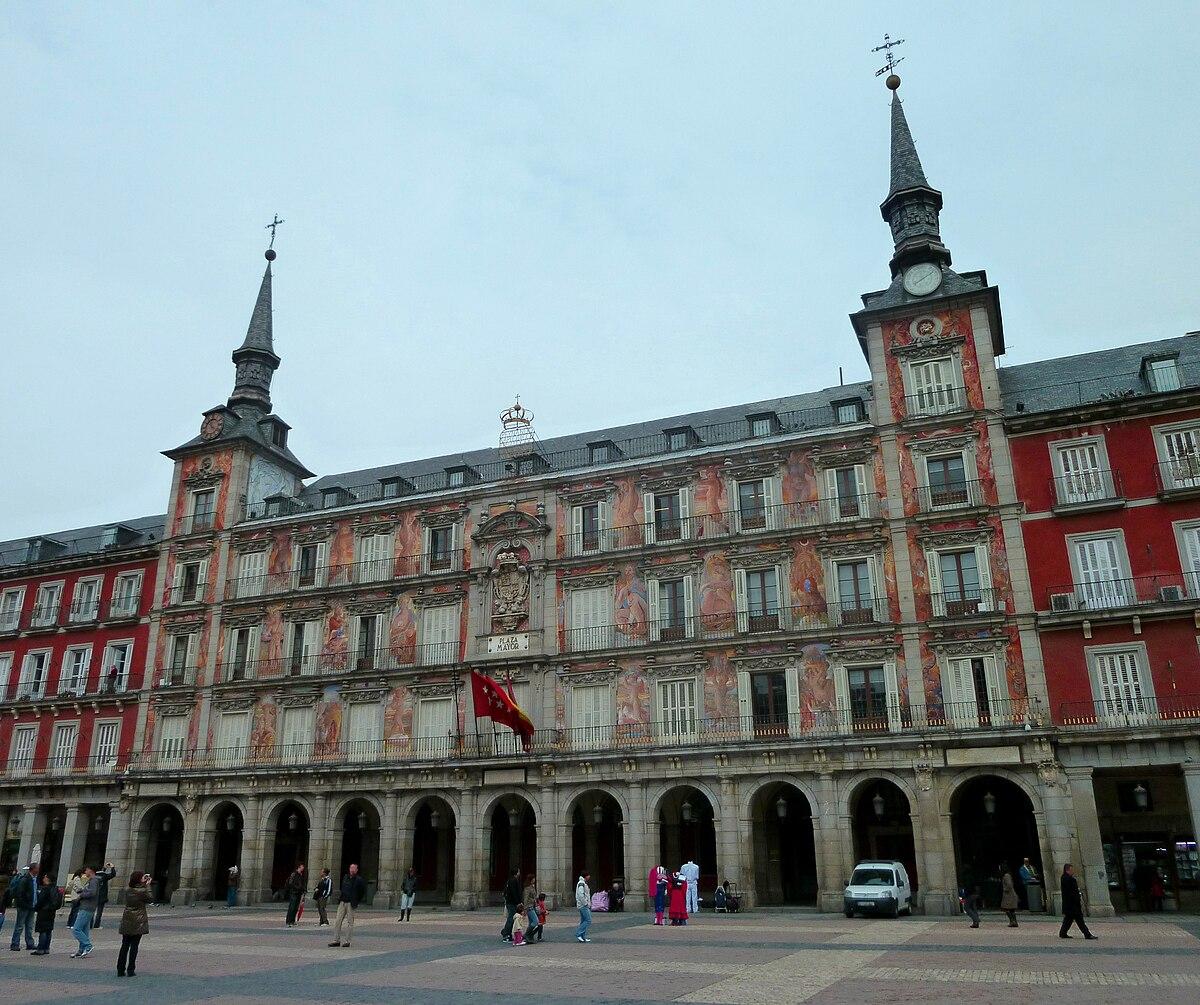 Casa de la panader a wikipedia la enciclopedia libre - Carniceria en madrid ...