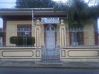 Sara García - House where García was born at Orizaba, Veracruz