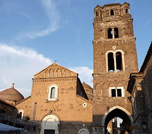 Casertavecchia - The Cathedral of St. Michael