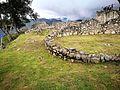 Cases rodones de Kuelap amb el paisatge al fons03.jpg