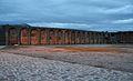 Castell de l'Aínsa, plaça.JPG