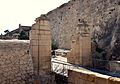 Castell de la Santa Bàrbara, portal d'entrada.JPG