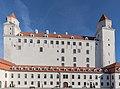 Castillo de Bratislava, Eslovaquia, 2020-02-01, DD 69.jpg