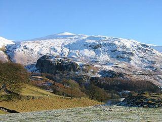 Watsons Dodd mountain in United Kingdom