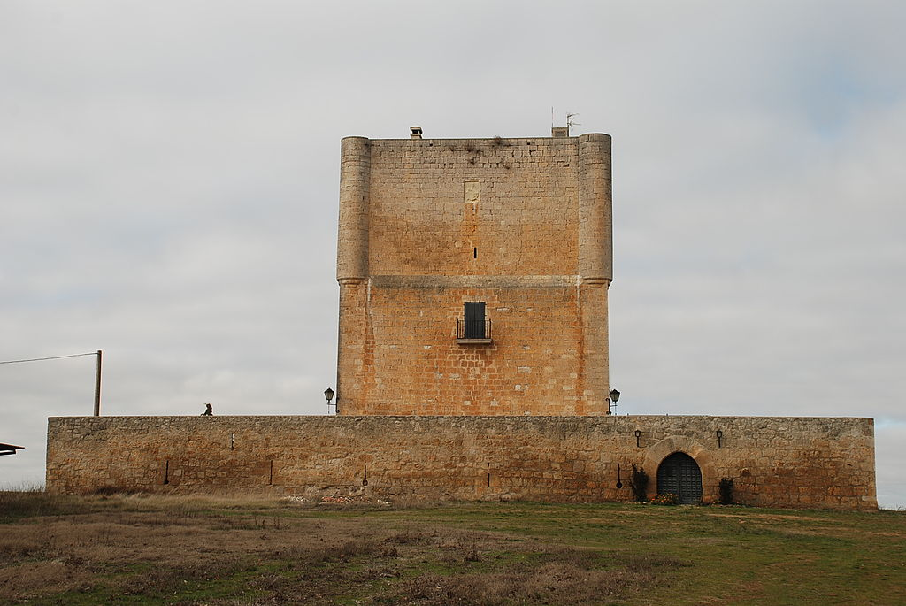 Castle of Las Cabañas de Castilla 001