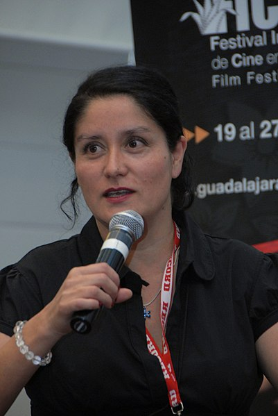 By Festival Internacional de Cine en Guadalajara (Flickr) [CC BY-SA 3.0 (CC BY 2.0)], via Wikimedia Commons