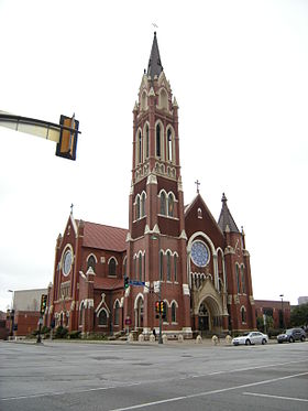 Image illustrative de l'article Cathédrale Notre-Dame de Guadalupe de Dallas