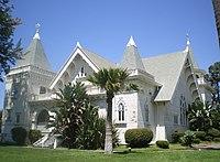 Catholic-Protestant Chapels, Veterans Administration Center.JPG