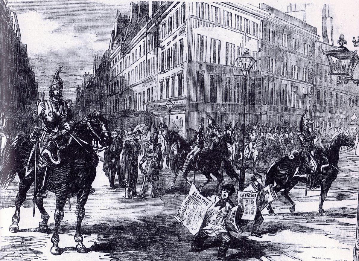 examples of coup d etat