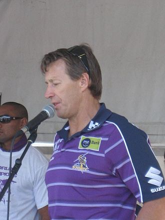 Craig Bellamy (rugby league) - Bellamy in 2010.