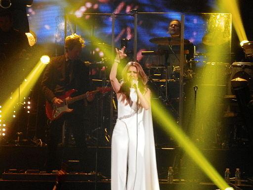 Celine Dion Steckbrief   Celine Dion Paris, Bercy 2013-11-25 04
