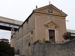 Celle Ligure-oratorio san michele-complesso.jpg