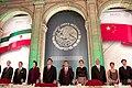 Cena de Estado que en honor del Excmo. Sr. Xi Jinping, Presidente de la República Popular China, y de su esposa, Sra. Peng Liyuan (8959188433).jpg